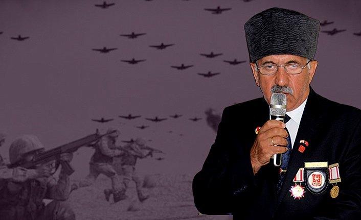 Rahmi Şahin'den Kıbrıs Barış Harekatı Mesajı