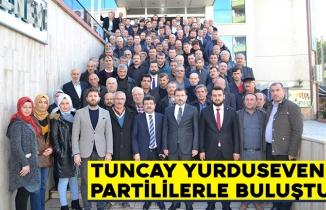 TUNCAY YURDUSEVEN