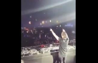 Türk DJ  Çin'de İzmir Marşı'nın Remixini Çaldı