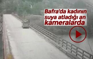 Altınkaya barajı intihar anı