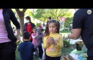 AtaÇocuk Anaokulu'nda Geleneksel Sokak Oyunları Şenliği düzenlendi