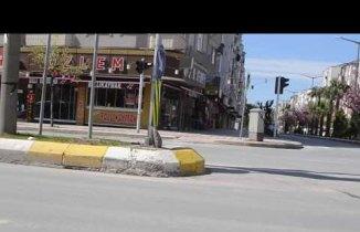 Bafra'da Sokağa Çıkma Yasağı
