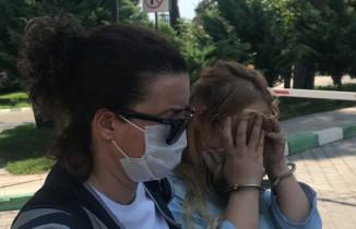 GÜNCELLEME - Lüks araçla gelip Samsun'da evlerden hırsızlık yapan 5 şüpheli tutuklandı