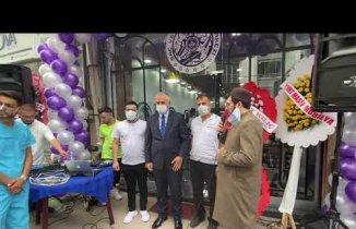 KENAN VİP SALON Bafra'da Açıldı