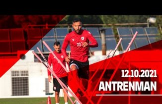 Samsunspor Cumartesi Günü ki Maça sıkı hazırlanıyor