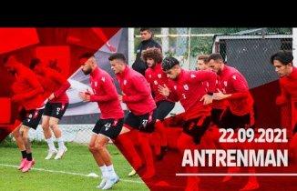 Samsunspor Denizlispor maçına hazırlanıyor